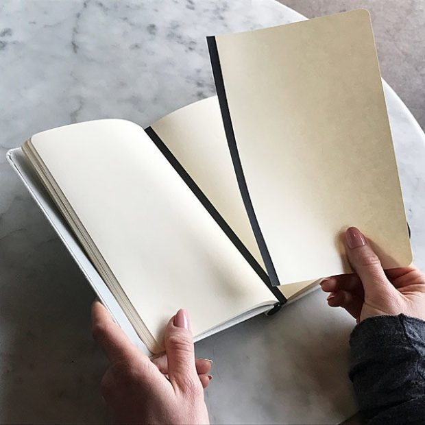 magnetic notebook unique office gift ideas