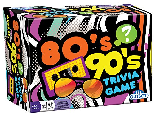 80s 90s trivia game office kris kringle workplace secret santa gifts