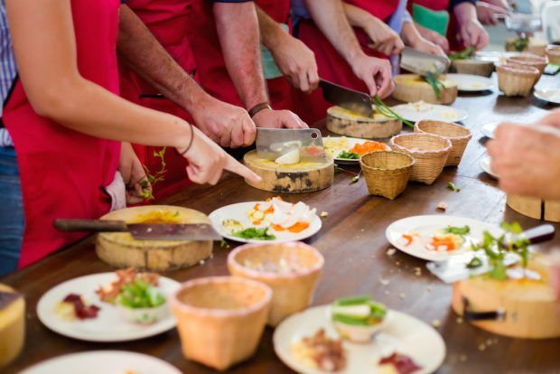 corporate health and wellness initiatives in the workplace cooking classes