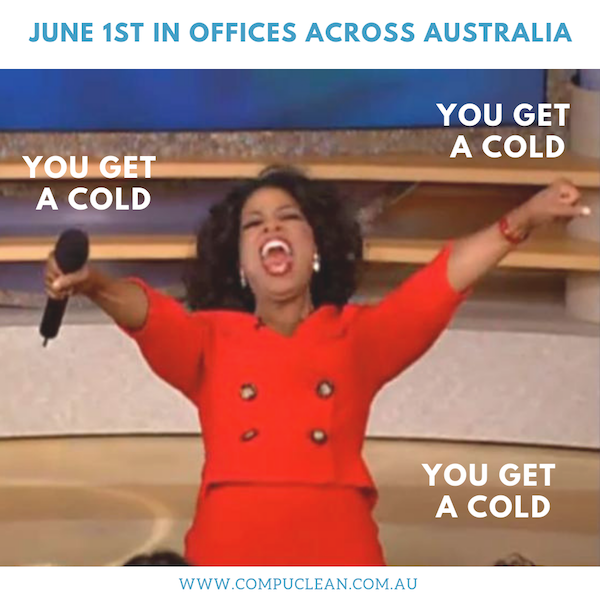 workplace memes office memes office humour oprah winfrey you get memes flu